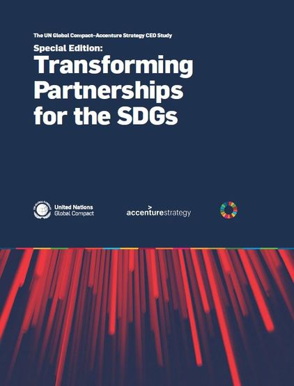 Transforming Partnerships for the SDGs